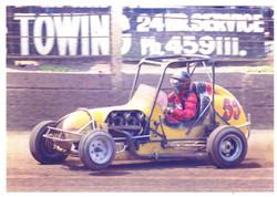 Grant Coombe Speedcar 55