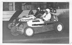70. Brian Harrison, Dud Lambert SA 50