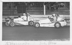 67. A Basoombe, Joe Blow, Col Hennig