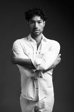 Aaron Nedrick by Ramuel Galarza