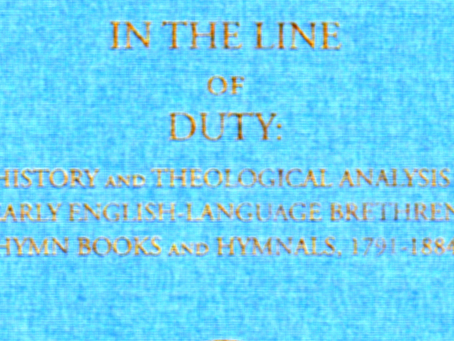 New!   IN THE LINE OF DUTY   New Book Store 937-833-5222