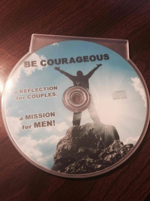 BE COURAGEOUS : An Audio City by Mario St. Francis