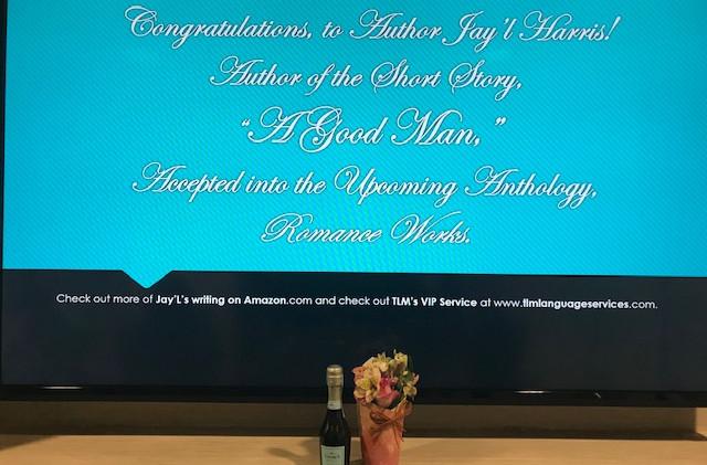Congratulations Jay L Harris