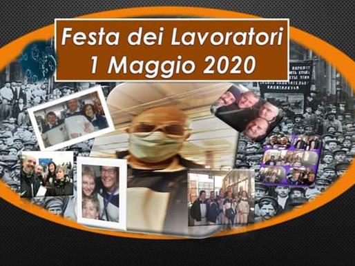 1 Maggio 2020 Festa dei Lavoratori