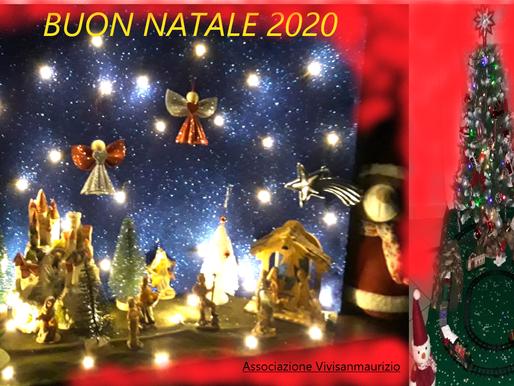 Auguri di Buon Natale 2020