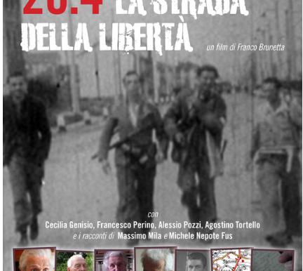 75° Anniversario della Liberazione.