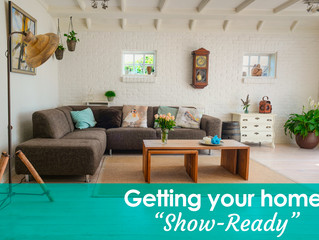 """How To: Get your home """"show-ready"""""""