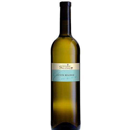 Weißwein-Cuvée branco feinherb