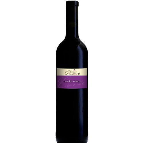 Rotwein Cuvée tinto trocken