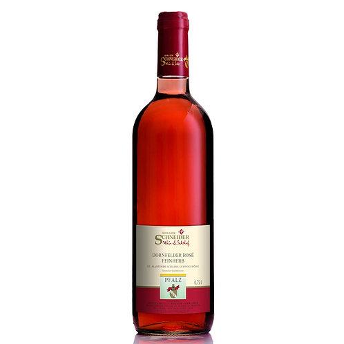 Dornfelder Rosé feinherb