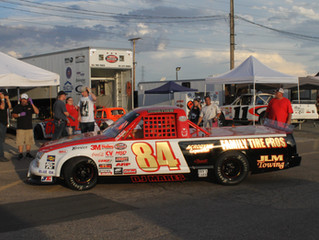 The Mares' 84 Pro Truck hits CNS