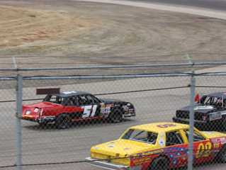 Fourth of July and Colorado National Speedway.  Jax Hughes brings home a 7th place finish in the Sup