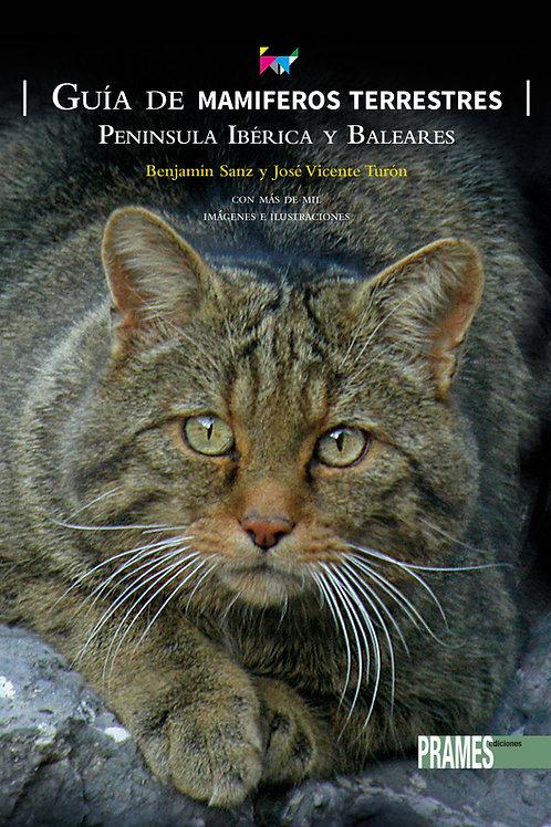 Guía de mamíferos terrestres