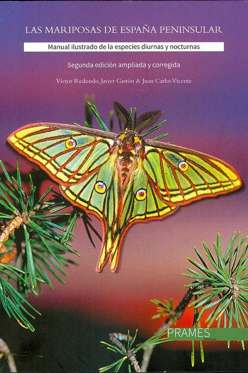 Las mariposas de España penínsular