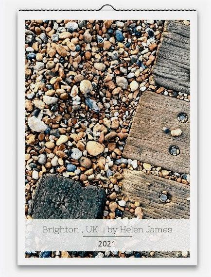 2021 Brighton Calendar