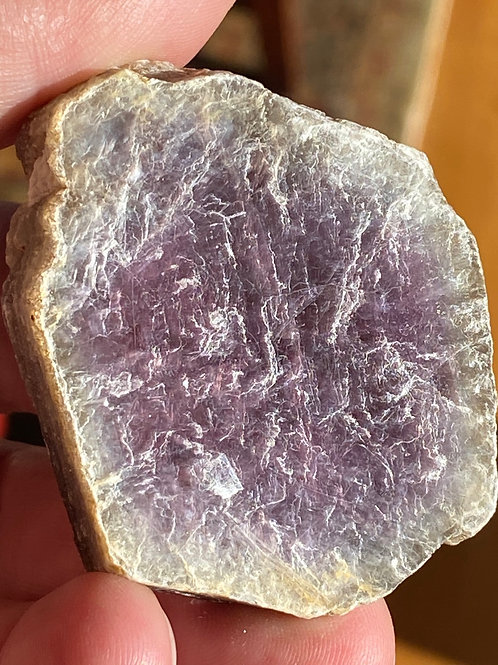 Lepidolite Piece - 1