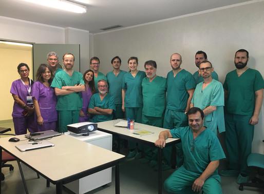 Vesalio™ Clot Interaction Workshop