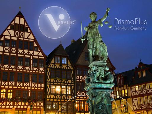 Vesalio and PrismaPlus Partnership Meeting in Frankfurt, Germany