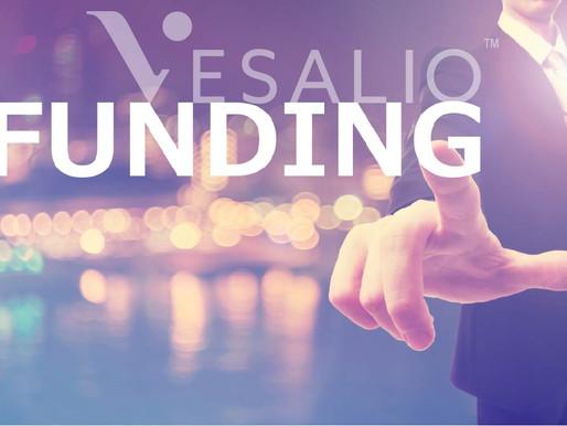 Vesalio™ Secures $5 Million Investment Capital Funding