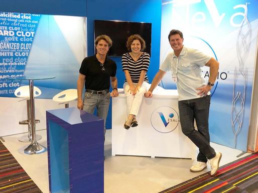 Vesalio Initiates Full Commercial Launch of NeVa at the 10th Anniversary of ESMINT