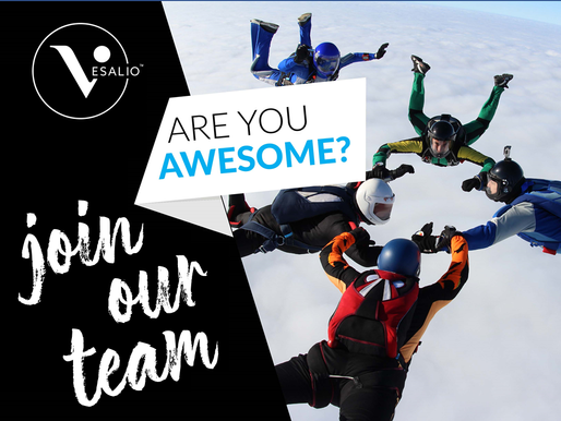 ARE YOU AWESOME? Vesalio is recruiting experienced neuro-vascular professionals