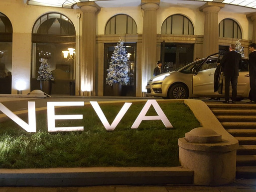 Excellent Interactions with NeVa™ Physicians in Slovenia and Croatia!