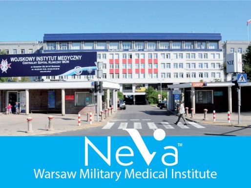 NeVa™ in Warsaw Military Medical Institute