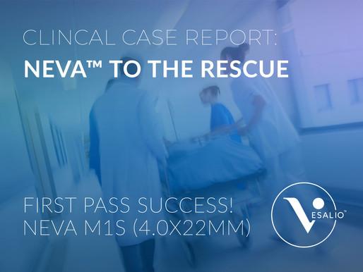 NeVa™ to the Rescue - Case Report