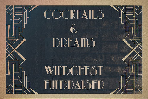 Drink Ticket: Roaring 20s Fundraiser