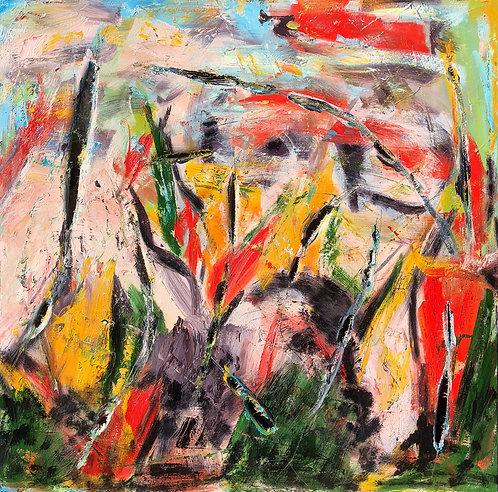 """""""The Garden"""" by Aaron Finkbiner"""