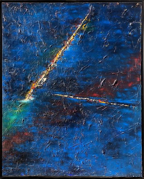 """Deflexion"" by Aaron Finkbiner"