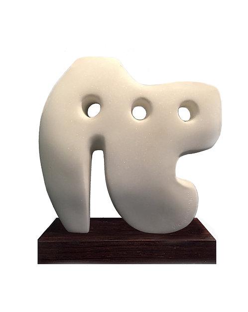 Abstract Sculpture C by Scott Donadio