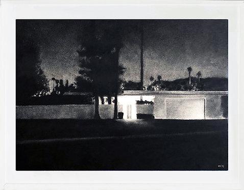 """""""Visitor"""" by Bruce Kimerer"""