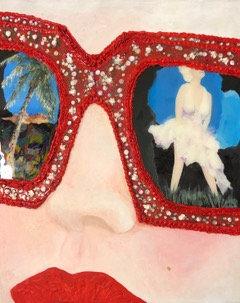 """On Reflection - Marilyn Monroe No. 5"