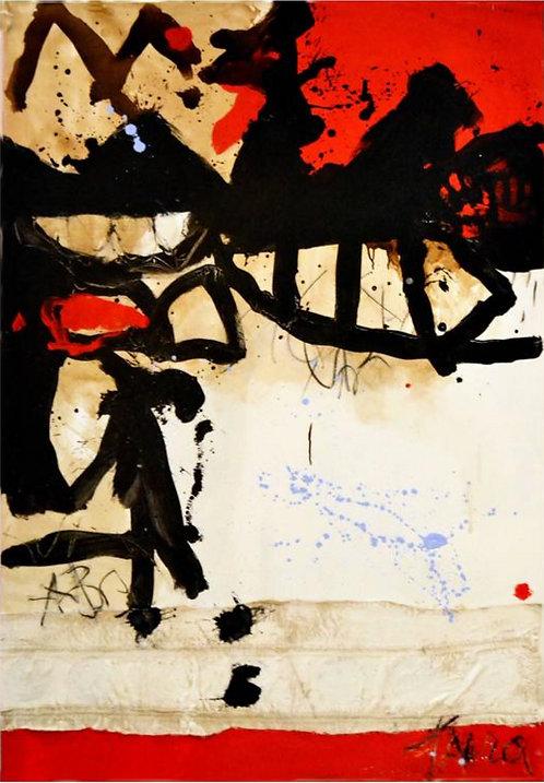 """Papillon Noir"" by TAIRA"