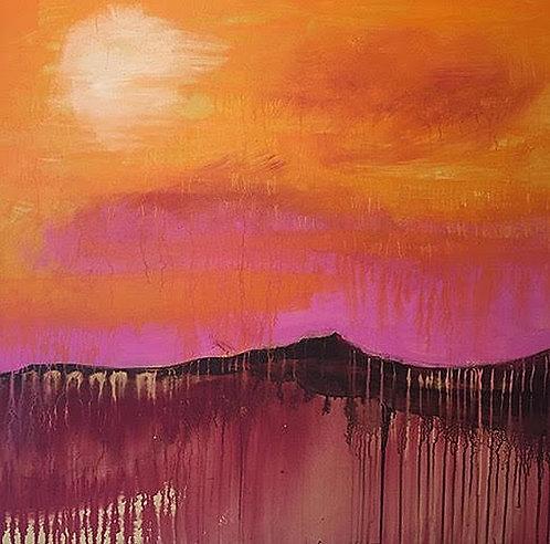 """""""Heatwave"""" by Stephanie Cate"""