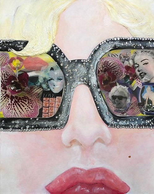 """On Reflection - Marilyn Monroe No. 4"