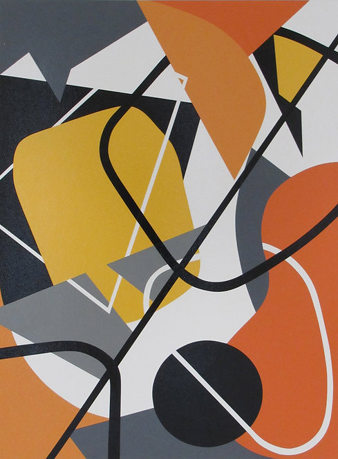 """""""Abstract 101SM"""" by Michael Schwwertfeger"""