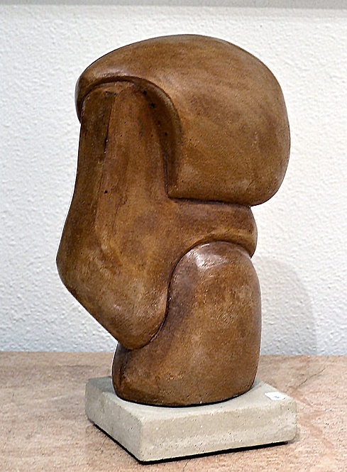 Abstract Sculpture Study AA by artist Scott Donadio
