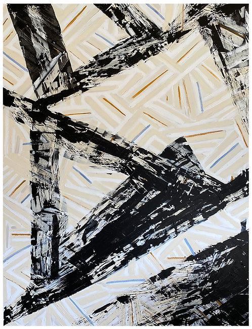 """""""Boundaries"""" by Jane Evans (Canada)"""