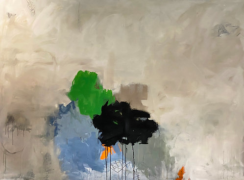 Abstract 405 by Wyman Lancaster