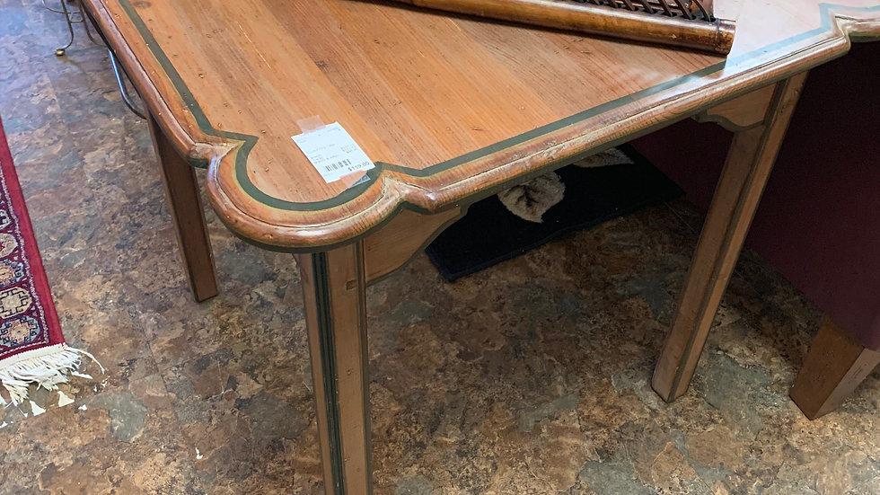Large Side Table or Small Game Table ***SOLD***