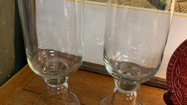 Living Hurricane Candle Holders ***SOLD***