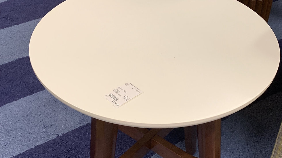 West Elm Table **SOLD***
