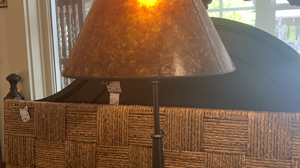 Pottery Barn Swing Arm Lamp **SOLD**