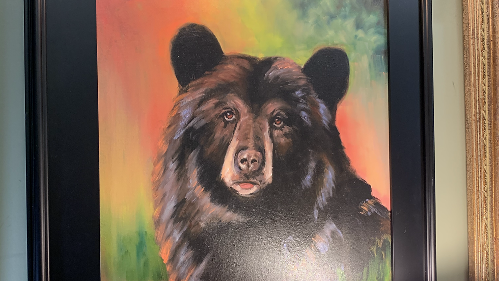Bear by Maddy Buckhannon