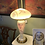Thumbnail: Vintage Glass Iris Lamp