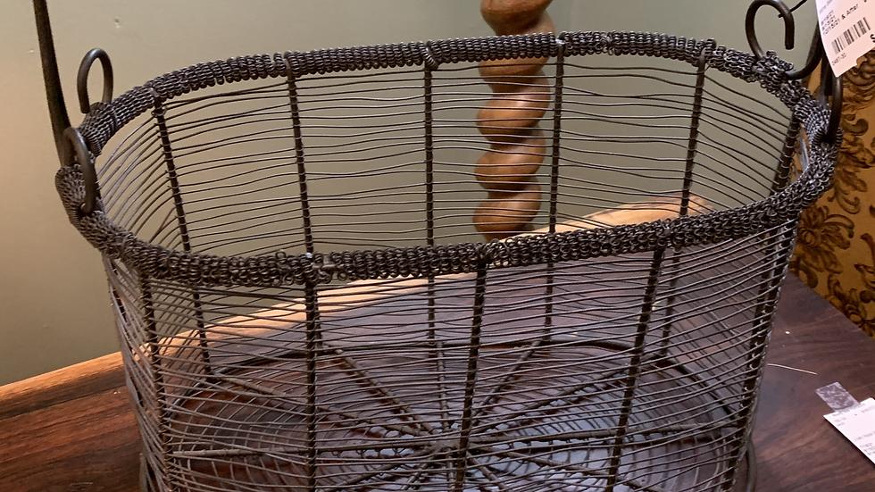 Wire Basket or Magazine Holder