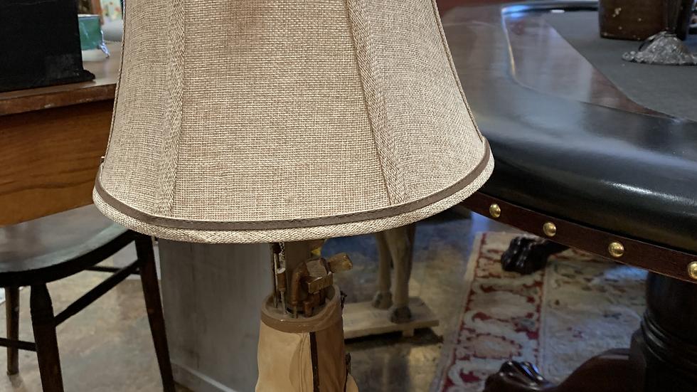 Golf Lamp