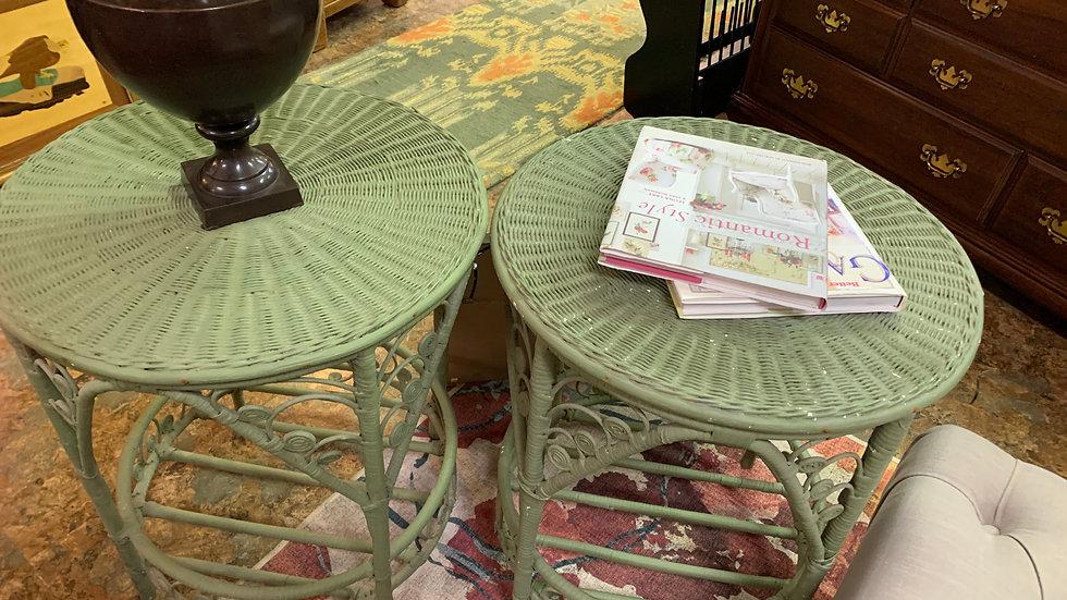 Vintage Ratten Table ***SOLD***